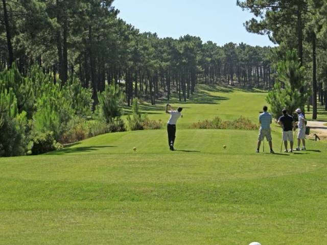 aroeira ii golf course discount green fees in portugal. Black Bedroom Furniture Sets. Home Design Ideas